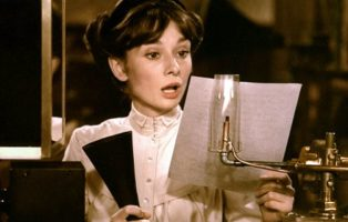 AUDREY HEPBURN MY FAIR LADY  WARNER BROTHERS 01/05/1963 CTE13045